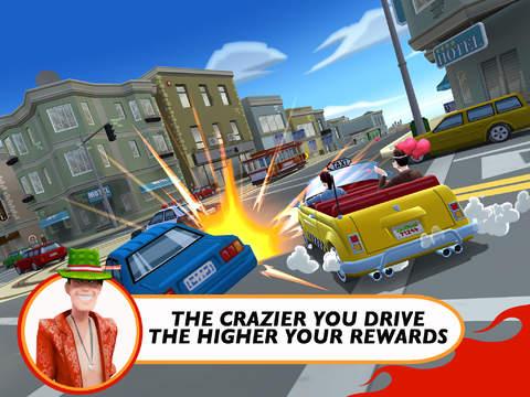 Crazy Taxi: City Rush 1